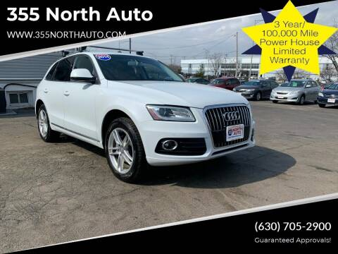 2014 Audi Q5 for sale at 355 North Auto in Lombard IL