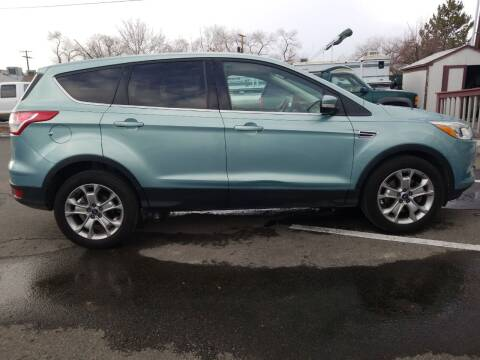 2013 Ford Escape for sale at Freds Auto Sales LLC in Carson City NV