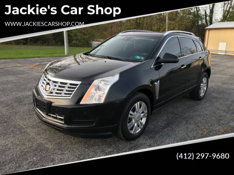 2013 Cadillac SRX for sale at Jackie's Car Shop in Emigsville PA