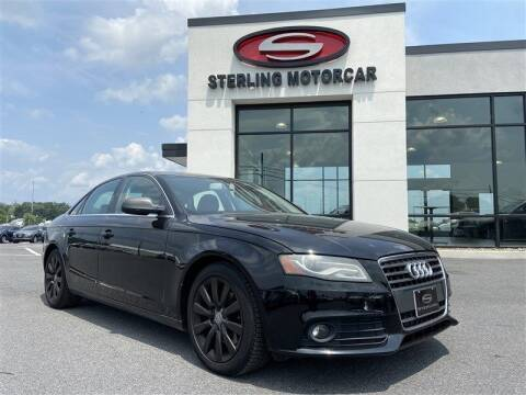 2010 Audi A4 for sale at Sterling Motorcar in Ephrata PA
