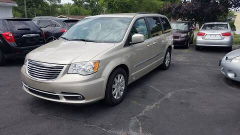 2013 Chrysler Town and Country for sale at Nonstop Motors in Indianapolis IN