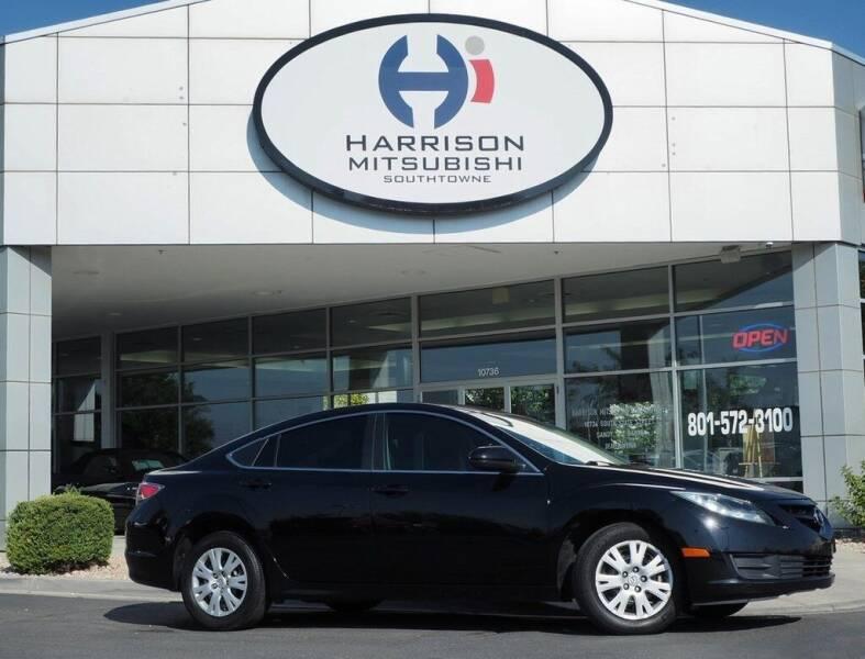 2013 Mazda MAZDA6 for sale at Harrison Imports in Sandy UT