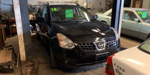 2010 Nissan Rogue for sale at Frank's Garage in Linden NJ
