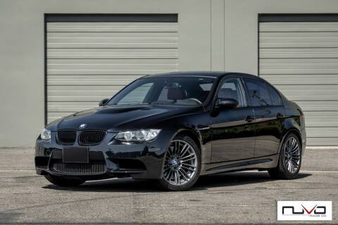 2009 BMW M3 for sale at Nuvo Trade in Newport Beach CA