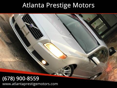 2009 Volvo S80 for sale at Atlanta Prestige Motors in Decatur GA