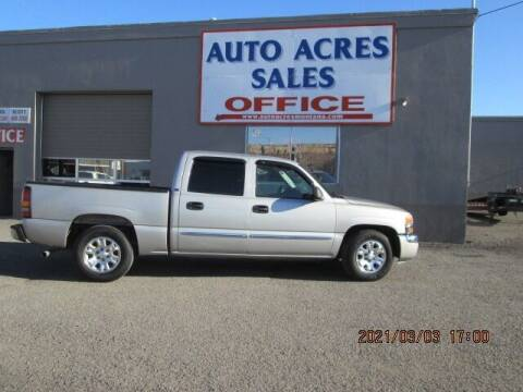 2006 GMC Sierra 1500 for sale at Auto Acres in Billings MT