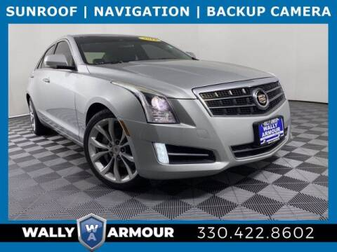 2014 Cadillac ATS for sale at Wally Armour Chrysler Dodge Jeep Ram in Alliance OH