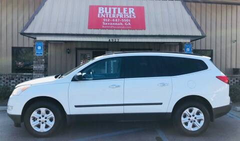 2011 Chevrolet Traverse for sale at Butler Enterprises in Savannah GA
