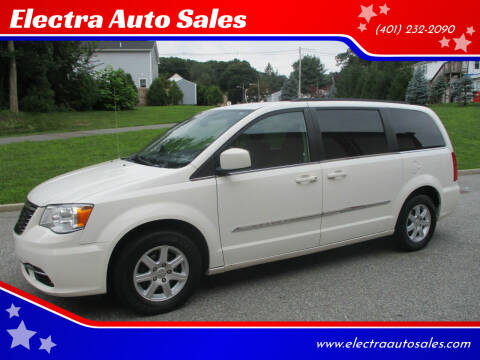 2012 Chrysler Town and Country for sale at Electra Auto Sales in Johnston RI