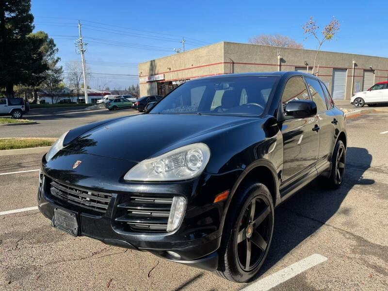 2010 Porsche Cayenne for sale at TREE CITY AUTO in Rancho Cordova CA