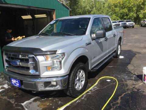 2016 Ford F-150 for sale at 4X4 Auto Sales in Durango CO