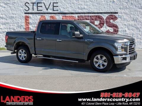2016 Ford F-150 for sale at The Car Guy powered by Landers CDJR in Little Rock AR