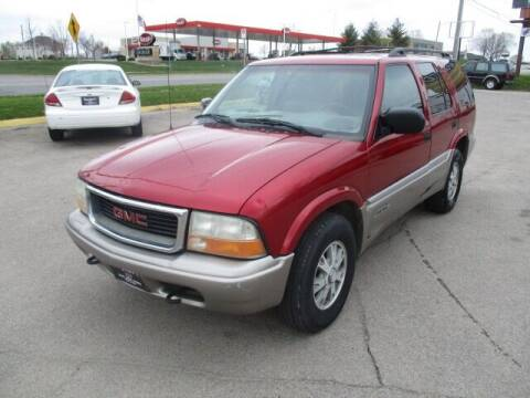 2000 GMC Jimmy for sale at King's Kars in Marion IA