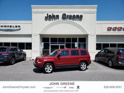 2014 Jeep Patriot for sale at John Greene Chrysler Dodge Jeep Ram in Morganton NC
