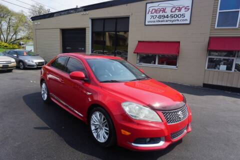 2011 Suzuki Kizashi for sale at I-Deal Cars LLC in York PA