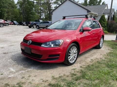2015 Volkswagen Golf for sale at Williston Economy Motors in Williston VT