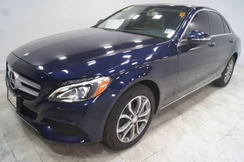 2015 Mercedes-Benz C-Class for sale at Sacramento Luxury Motors in Carmichael CA
