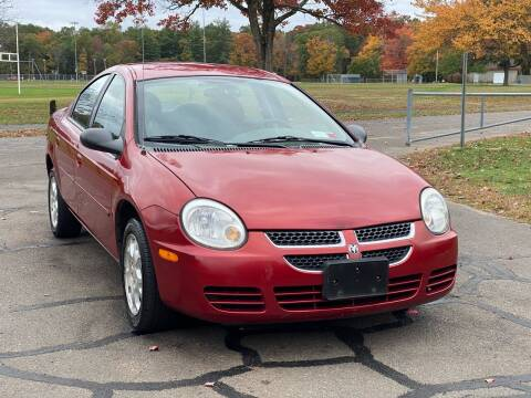 2005 Dodge Neon for sale at Choice Motor Car in Plainville CT