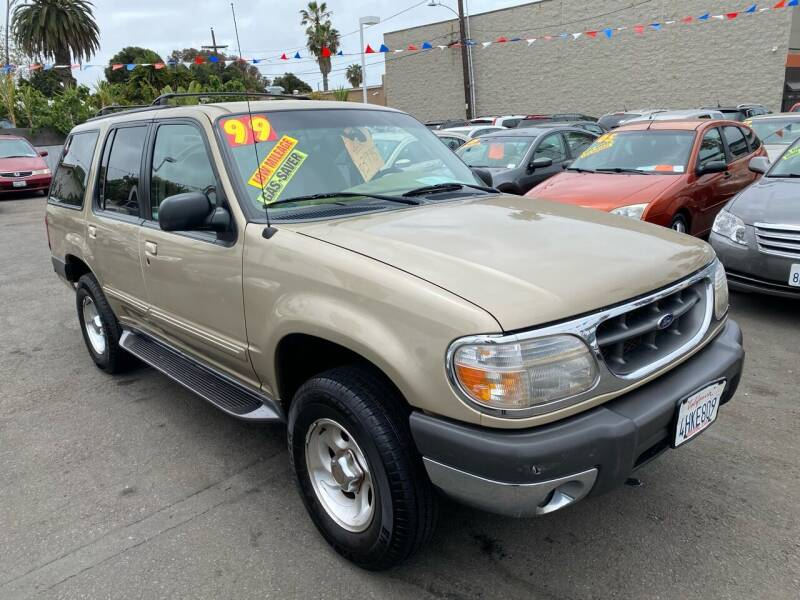 1999 Ford Explorer for sale at North County Auto in Oceanside CA