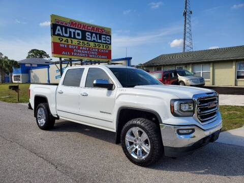 2016 GMC Sierra 1500 for sale at Mox Motors in Port Charlotte FL
