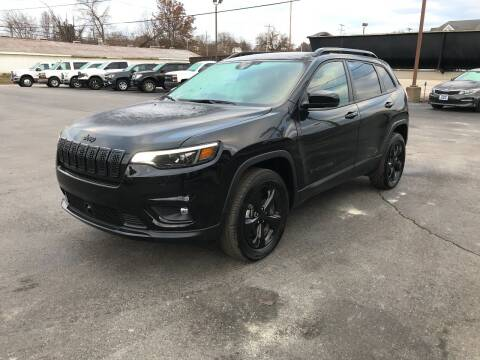 2021 Jeep Cherokee for sale at Singer Auto Sales in Caldwell OH