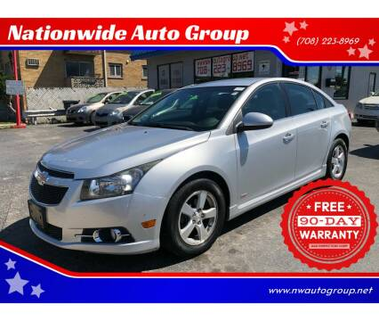 2011 Chevrolet Cruze for sale at Nationwide Auto Group in Melrose Park IL