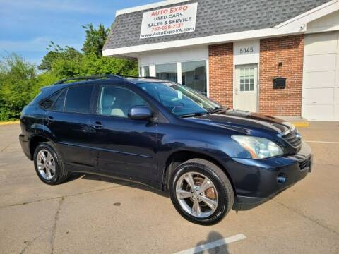 2006 Lexus RX 400h for sale at Auto Expo in Norfolk VA