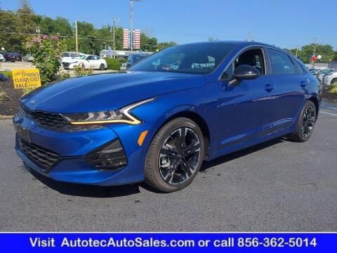 2021 Kia K5 for sale at Autotec Auto Sales in Vineland NJ