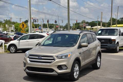 2018 Ford Escape for sale at Motor Car Concepts II - Kirkman Location in Orlando FL