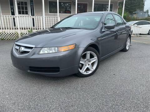 2006 Acura TL for sale at Georgia Car Shop in Marietta GA