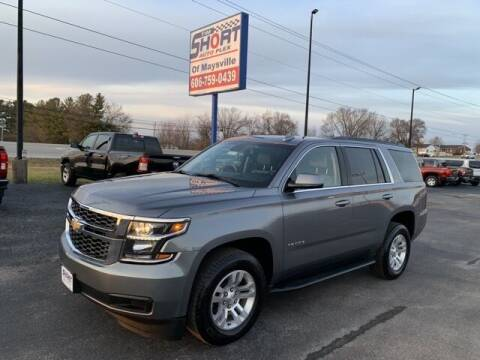 2020 Chevrolet Tahoe for sale at Tim Short Chrysler in Morehead KY