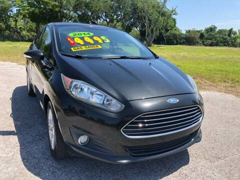 2014 Ford Fiesta for sale at Auto Export Pro Inc. in Orlando FL