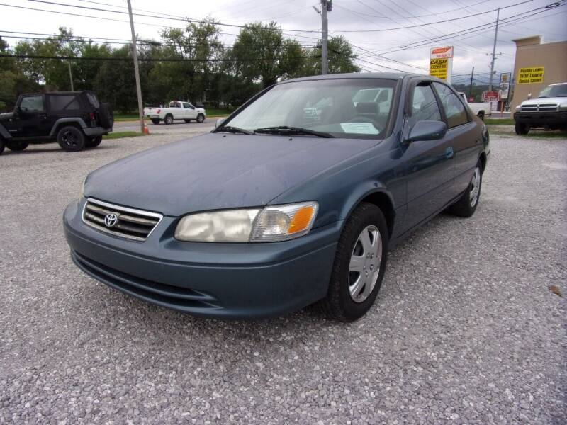 2001 Toyota Camry for sale at RAY'S AUTO SALES INC in Jacksboro TN