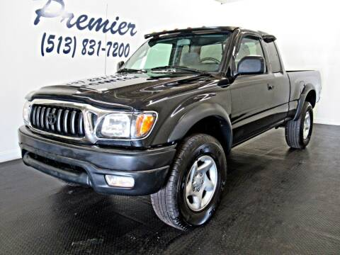 2004 Toyota Tacoma for sale at Premier Automotive Group in Milford OH