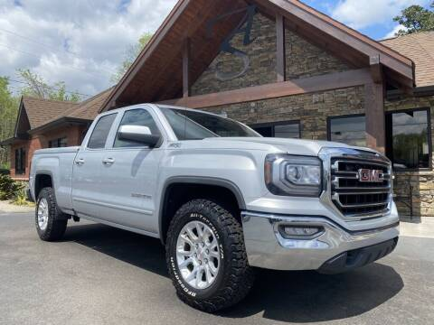 2017 GMC Sierra 1500 for sale at Auto Solutions in Maryville TN