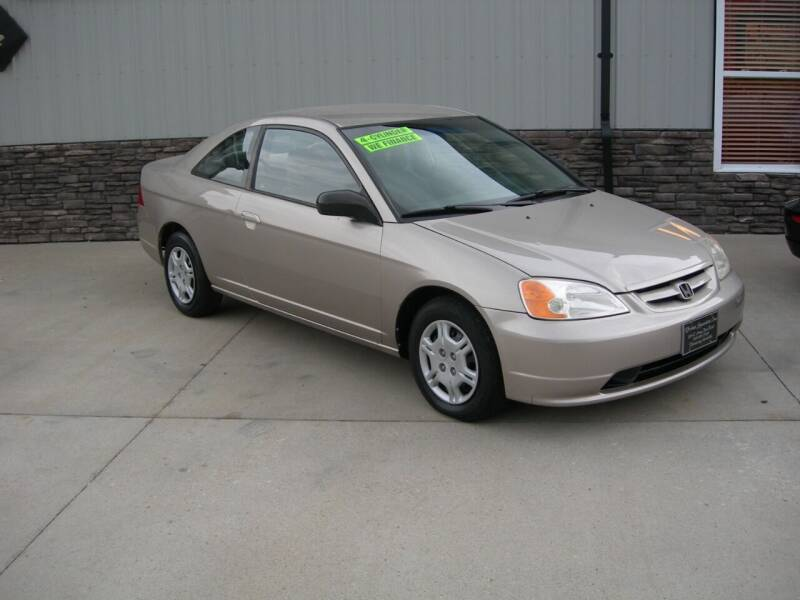 2002 Honda Civic for sale at The Auto Specialist Inc. in Des Moines IA