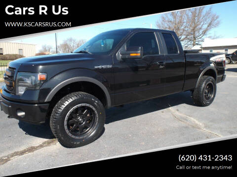 2014 Ford F-150 for sale at Cars R Us in Chanute KS