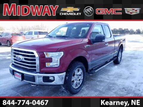 2016 Ford F-150 for sale at Heath Phillips in Kearney NE