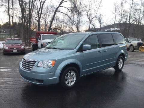 2008 Chrysler Town and Country for sale at AFFORDABLE AUTO SVC & SALES in Bath NY