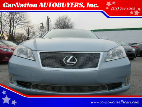 2010 Lexus ES 350 for sale at CarNation AUTOBUYERS, Inc. in Rockville Centre NY