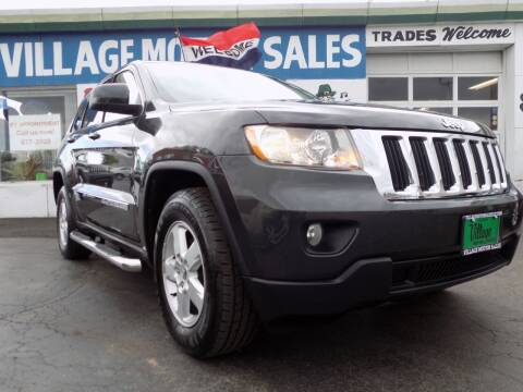 2011 Jeep Grand Cherokee for sale at Village Motor Sales in Buffalo NY