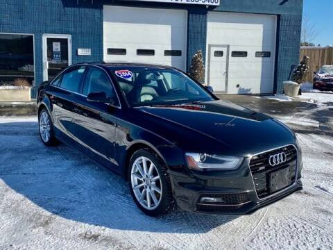 2014 Audi A4 for sale at Saugus Auto Mall in Saugus MA
