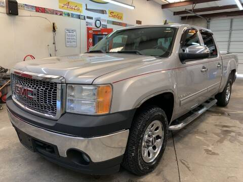 2008 GMC Sierra 1500 for sale at Vanns Auto Sales in Goldsboro NC