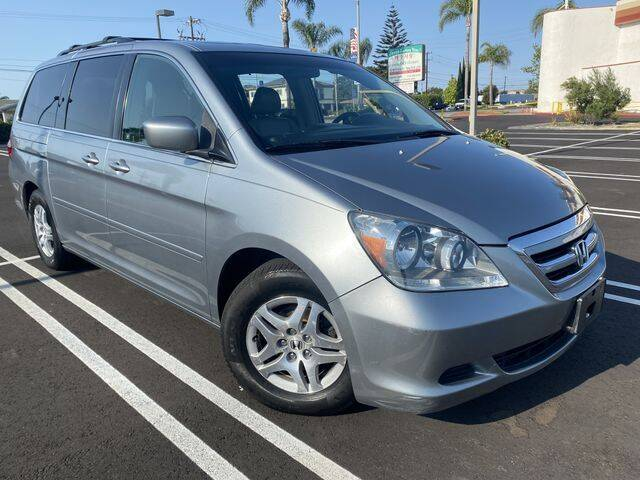 2006 Honda Odyssey for sale at Beach Auto Group LLC in Midway City CA