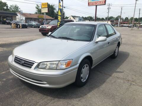 2000 Toyota Camry for sale at Neals Auto Sales in Louisville KY
