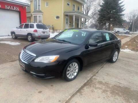 2013 Chrysler 200 for sale at BROTHERS AUTO SALES in Hampton IA