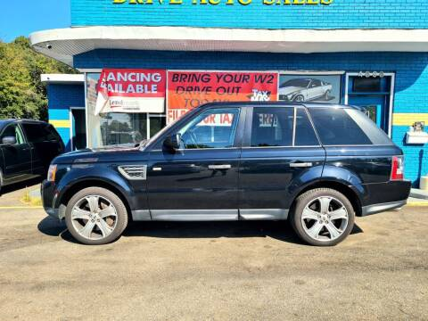 2011 Land Rover Range Rover Sport for sale at Drive Auto Sales & Service, LLC. in North Charleston SC