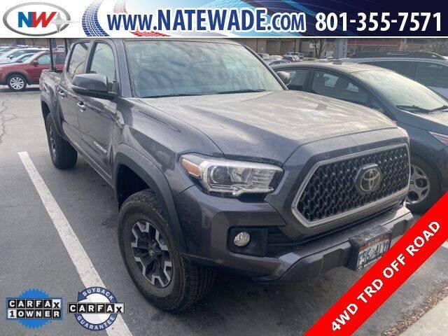 2018 Toyota Tacoma for sale at NATE WADE SUBARU in Salt Lake City UT