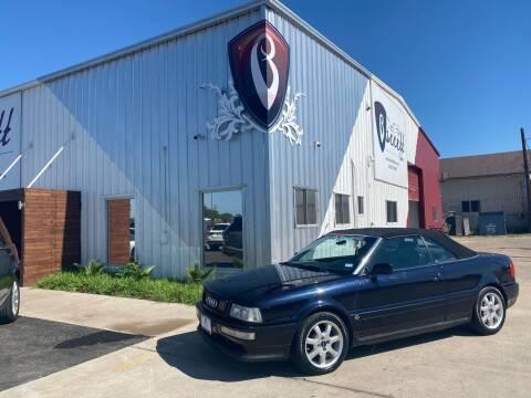 1996 Audi A4 allroad for sale at Barrett Auto Gallery in San Juan TX