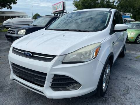 2014 Ford Escape for sale at The Peoples Car Company in Jacksonville FL